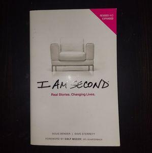 I Am Second book